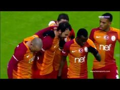 Galatasaray 6 0 Akhisar Belediye maç özeti 28.01.2017