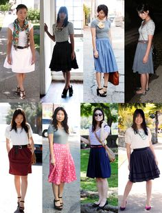 What to wear in hot weather as a sister missionary at Clothed Much Modest Fashion Blog