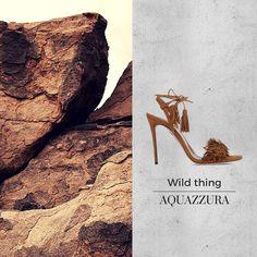 #aquazzura #wildthing #donneconceptstore