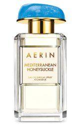 Aerin Mediterranean Honeysuckle ~ new perfume - http://www.nstperfume.com/2015/12/18/aerin-mediterranean-honeysuckle-new-perfume/