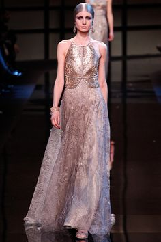 Armani Prive Spring 2014 Couture: Hilary Swank (www.ifiwasastylist.blogspot.com)