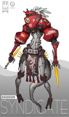 ArtStation - all team, mole wang