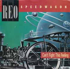 """Can't Fight This Feeling"" ***  REO Speedwagon ***  March 9, 1985"