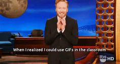 Using GIFs in the classroom