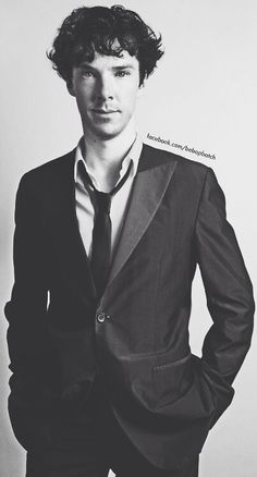 Benedict Cumberbatch...well well well, if this doesn't look, ummm, yeah.