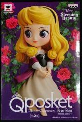 バンプレスト Q posket Disney Characters -Briar Rose(Princess Aurora)- 眠れる森の美女 オーロラ姫(通常カラー)