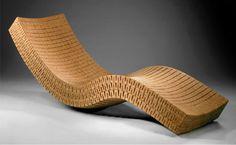 Cadeiras feitas com material reciclado ~ ARQUITETANDO IDEIAS