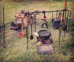 Used Camping Gear Denver Bushcraft Camping, Camping Survival, Survival Skills, Camping Set, Camping Style, Camping Life, Camping Hacks, Kangoo Camper, Westerns