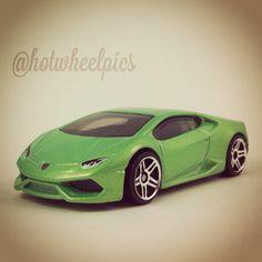 Lamborghini Huracan LP 610-4 - 2015 Hot Wheels - HW Workshop - Garage #hotwheels | #diecast | #toys | #Lamborghini