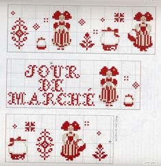 Gallery.ru / Фото #23 - Creation Point de Croix 1 - WhiteAngel Cross Stitch Charts, Cross Stitch Patterns, Tablecloth Curtains, Crafty Craft, Rug Making, Cross Stitching, Needlework, Projects To Try, Creations
