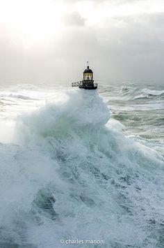 L'effroyable beauté de la tempête vue par le photographie Charles Marion