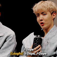 jhope renaming himself