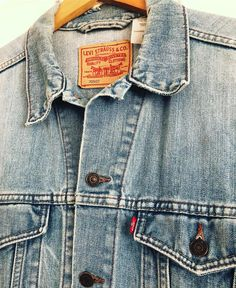 160 Best Levi s images in 2019   Denim jackets, Jean jackets, Denim ... c9e169622a