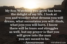 First Born Son Quotes Sayings. QuotesGram by @quotesgram