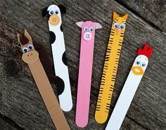 Fuun popsicle stick friends!