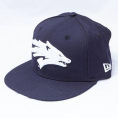 w1 New Era Basic Sport Wolf Snapback, Wolf, Snapback Hats, Gray Wolf, Snapback Cap, Baseball Hat