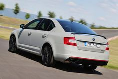 Its never a bad day when you drive a Skoda Octavia RS! Auto Motor Sport, Skoda Fabia, Drive A, Car In The World, Car Photos, Monte Carlo, Automobile, Tours, Vehicles