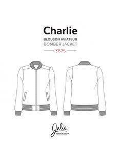 charlie tøj