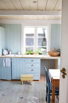 Livs Lyst: hvordan skape et nostalgisk kjøkken?