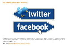 6) Building your online presence as a brand via KOL Limited