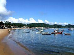 Búzios uma das maravilhas do Brasil - Bilhete de Viagem