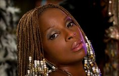 Beautiful Mary J. Blige