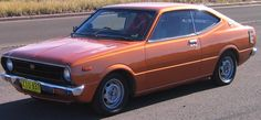 Classic Car News Pics And Videos From Around The World Corolla Car, Toyota Corolla, Rolls Royce Cars, Cafe Racer Bikes, Best Muscle Cars, Jdm Cars, Buick, Cars And Motorcycles, Vintage Cars