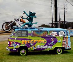 Freebirds Van