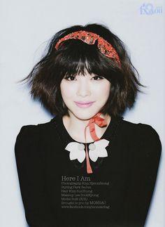 f(x) - Sulli she's so cute Sulli Choi, Choi Jin, Pop Fashion, Fashion Beauty, Fashion Outfits, Fashion Trends, South Korean Girls, Korean Girl Groups, Korean Artist