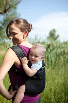 Boba baby carrier....think I will be needing this for summer!