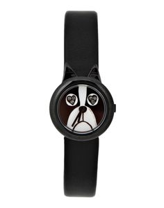Boston Terrier Dog Wrist Watch