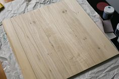 How to Distressed Wood Photo Backdrop