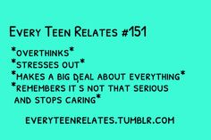 Follow my Instagram: @everyteenrelates