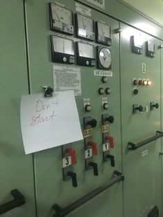 Lock-out/Tag-out Fail