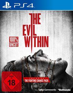 The Evil Within (100 % Uncut) - [PlayStation 4]: Amazon.de: Games