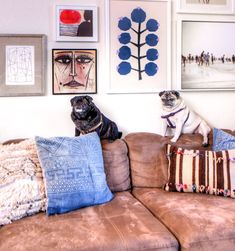 An Eclectic 1950s Ranch House For Family and Furry Friends | Design*Sponge
