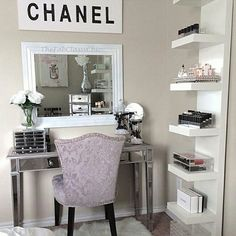 """Find and save images from the """"Room Inspo"""" collection by Lauryn (thiccbinch) on We Heart It, your everyday app to get lost in what you love. Interior, Glam Room, Home Decor, Room Inspiration, House Interior, Apartment Decor, Room Decor, Bedroom Decor, Vanity Room"""