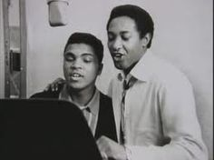 Muhammad Ali and Sam Cooke singing Sam Cooke, Smokey Robinson, Rod Stewart, Muhammad Ali, Keith Richards, Netflix, Float Like A Butterfly, Hometown Heroes, Old School Music