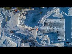 Zítra se v Polsku otevře největší sněhový labyrint na světě - Moře zpráv Mount Everest, Mountains, Labyrinths, Nature, Travel, Outdoor, Image, Ideas, Voyage