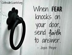 Fear not for I am with you !!♡♡