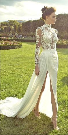 Cute 107 Best Long Sleeve Lace Wedding Dresses Inspirations https://bridalore.com/2017/12/30/107-best-long-sleeve-lace-wedding-dresses-inspirations/