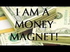 I AM A Money Magnet - Abraham Hicks - YouTube