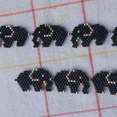#fil #elephand #miyuki #boncuk #bileklikler #izmir #elemegi
