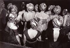 Brassaï :: Hairdressers' event Paris, 1930