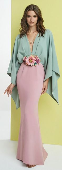 Ideas for dress wedding invitada vestidos Evening Dresses, Prom Dresses, Formal Dresses, Dress Prom, Elegant Dresses, Beautiful Dresses, Hijab Fashion, Fashion Dresses, Dress Skirt