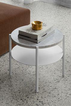 Elbe coffee table, E15