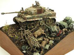 Autumn 1944, Tiger I.