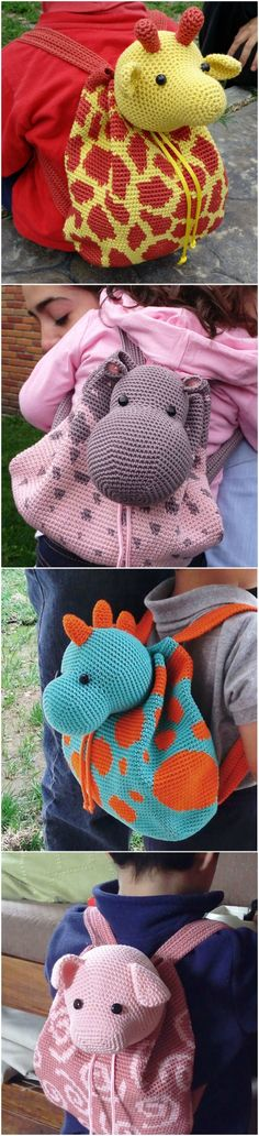 Crochet bag 137993176071080959 - Crochet Backpack Bag Pattern All The Very Best Ideas Source by llraynes