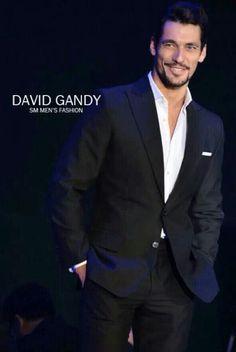 David Gandy  SM MENS FASHION MANILA 10/24/13