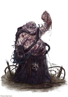 Nurgle Cultist by Ilich Henriquez by Ilacha on deviantART